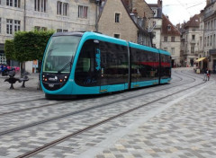 Various transports Besançon 25