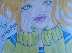 Art - Crayon Himiko  toga