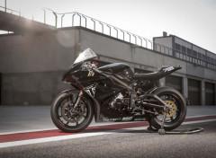 Motos Triumph 765 moto2