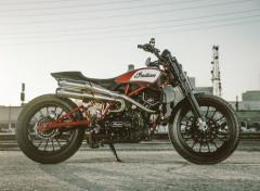 Motos Indian FTR1200