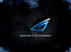 Informatique Republic of Gamers 4K Wallpapers
