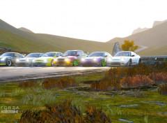 Jeux Vidéo Le Sport automobile
