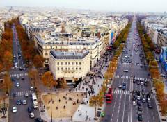 Voyages : Europe Vue sur Paris