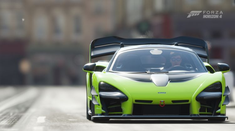 Fonds d'écran Jeux Vidéo Forza Horizon 4 Les luxe