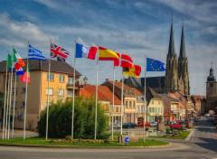 Voyages : Europe Sarralbe