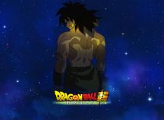 Manga  wallpaper dragon ball super broly
