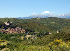 Voyages : Europe Castelnou