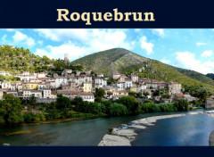 Voyages : Europe Roquebrun (Hérault)