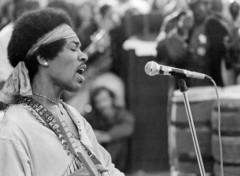 Musique Jimi Hendrix à Woodstock