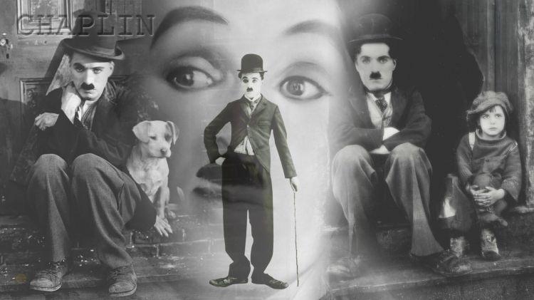 Fonds d'écran Célébrités Homme Charlie Chaplin Wallpaper N°476261