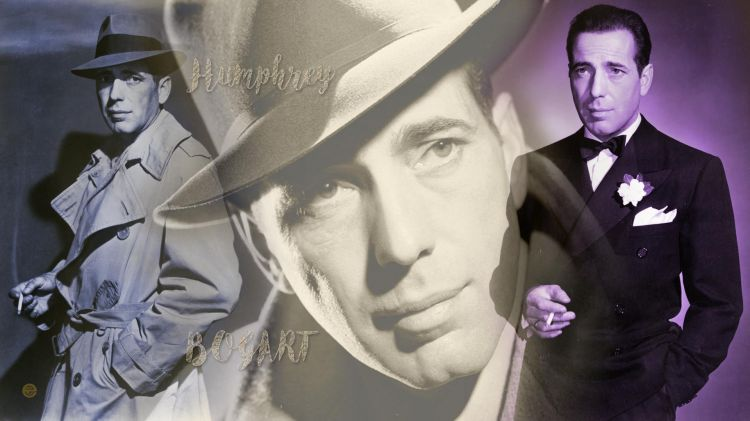 Fonds d'écran Célébrités Homme Humphrey Bogart Wallpaper N°476271