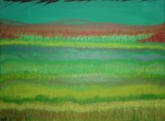 Art - Peinture Tranquiètude