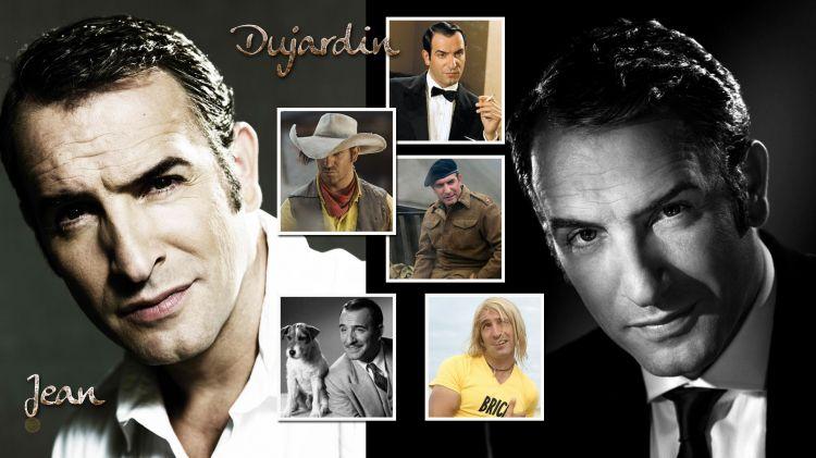 Fonds d'écran Célébrités Homme Jean Dujardin Wallpaper N°478834