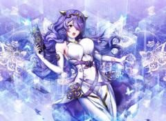 Jeux Vidéo Fire Emblem Heroes - Camilla