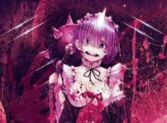 Manga Re:Zero -REm
