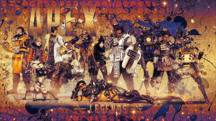 Wallpapers Video Games Apex Legends Apex Legends