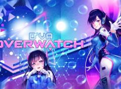 Jeux Vidéo Overwatch-D'VA