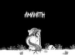 Digital Art [AmaniTh] - Zombified Snake wallpaper