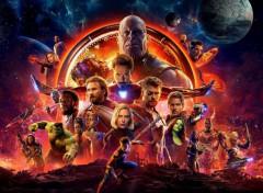 Cinéma avengers infinity war