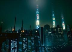 Video Games Night City