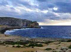Nature île de gozo, Malte